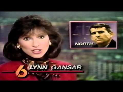 WDSU-TV 6 News Tonight 2-13-1989 Newscast