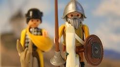 Don Quijote to go (Cervantes in 13,75 Minuten)