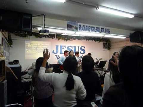 A TIME OF WORSHIP JESUS THE LIVING GOSPEL CHURCH HK 2010