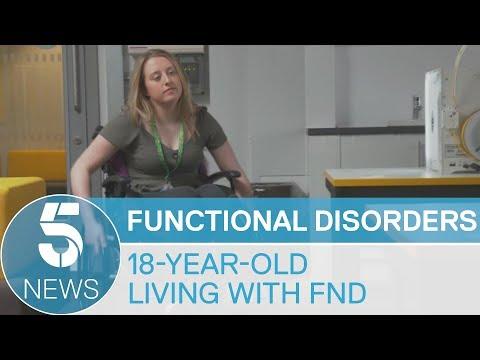 Teen Living With Rare Functional Neurological Disorder   5 News
