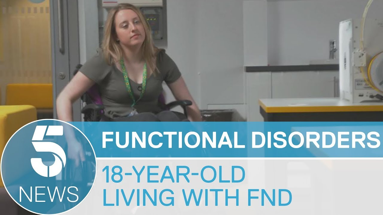 Teen living with rare Functional Neurological Disorder   5 ...