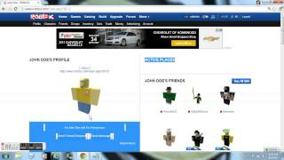 how to find john doe and jane doe on roblox (works i swear)