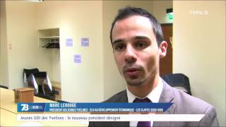 Jeunes UDI des Yvelines : le nouveau président désigné