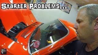 LS Engine Starter Clicking Problem | Troubleshooting Rob's 1974 5.3 L33 LS Twin Turbo Nova