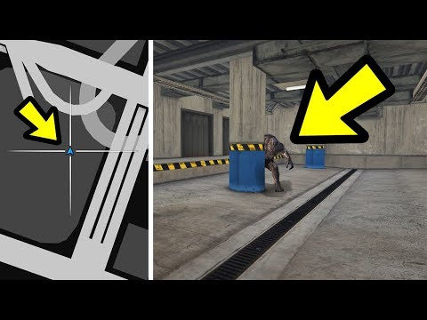 Rockstar hid a Creature under Maze Bank.. seriously!