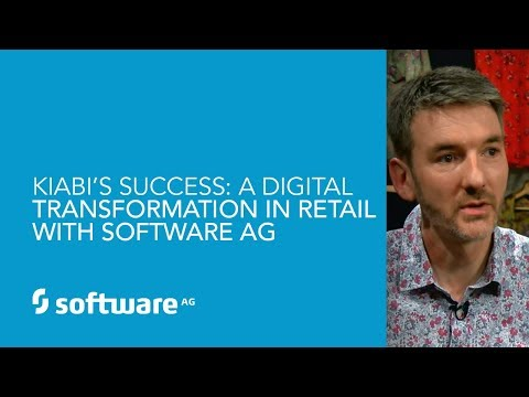 Kiabi's success: A digital transformation in retail with Software AG
