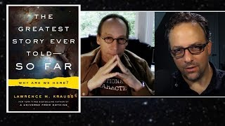 Lawrence Krauss: The Greatest Story Ever Told - So Far (TTA Podcast 330)