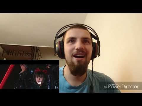 BABYMETAL THE ONE OFFICIAL REACTION