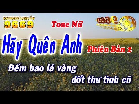 ❤️ HÃY QUÊN ANH ❤️ Thanh Thảo