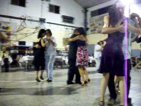 SUNDERLAND CLUB (LA MILONGA DEL MUNDO SABADOS)- MILONGAS DE BUENOS AIRES - MILONGA SUNDERLAND