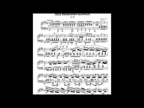rondo capriccioso op.14 (mp3+sheet music)