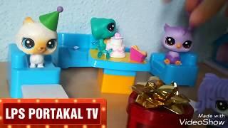 Minişler yılbaşı hediyeleri/yılbaşına özel/LPS PORTAKAL TV/Littlest Pet Shop videoları