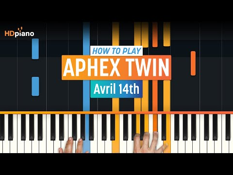 "How To Play ""Avril 14th"" by Aphex Twin 