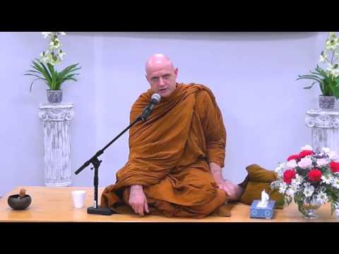 Introduction to Meditation by Ajahn Jayasaro # 1/2 Oct 27, 2013