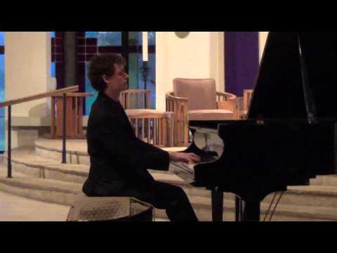 Adam Vincent Clay - Chopin Etude, Op. 25, 2