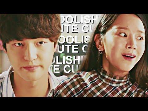 Foolishly Cute   Seo Ri + Woo Jin [humor]