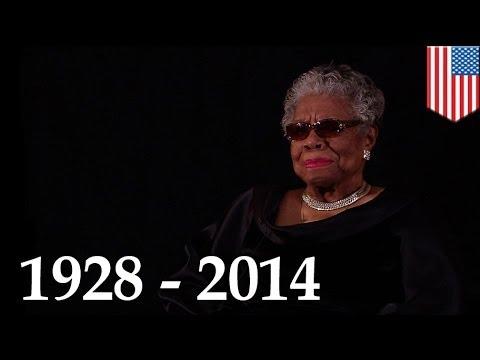 Maya Angelou biography in three minutes: US poet laureate dead at 86