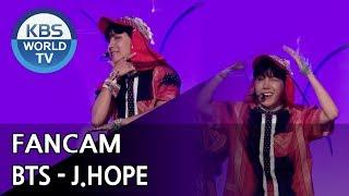 [FOCUSED] BTS's J.HOPE - IDOL [Music Bank / 2018.08.31]