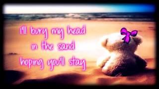 Bury my head  - Kate Walsh lyrics on screen