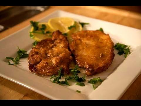Chicken in Lemon Sauce – Italian Recipes by Rossella Rago – Cooking with Nonna