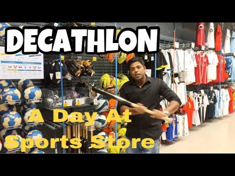 Awesome sports store Decathlon l Kuwait Mirror