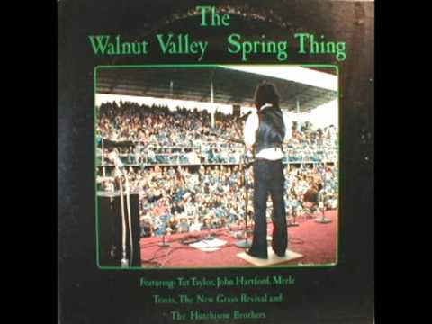 The Walnut Valley Spring Thing [1976] - Various Artists