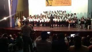 Cantata a Bolivar 2013 (Venezuela-Carabobo)