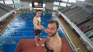 СКИНУЛ ПОДПИСЧИКОВ С 10 МЕТРОВ | САЛЬТО ...