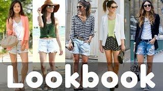 Latest Summer Shorts Outfit Ideas Lookbook 2018 | Summer 2018 Lookbook