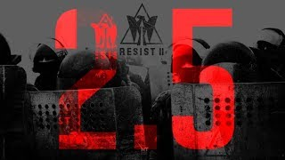 Ninja Tracks - RESIST: MEGAMIX (Resist, Resist II, Resist 2.5) - IN STORES NOW!!!
