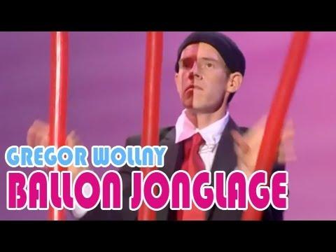 Grégor WOLLNY, Ballon Jonglage