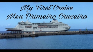 My First P&O cruise part 2/Lifou New Caledonia First Stop