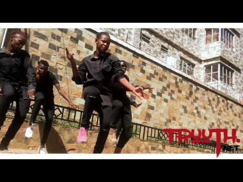 Wine To The Top - Vybz Kartel Ft Wizkid (Official Dance Video)