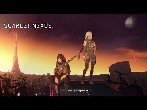 Scarlet Nexus – Demo Trailer