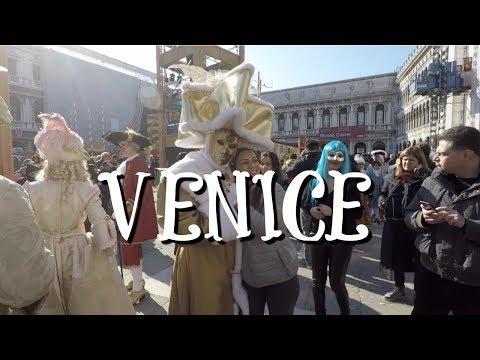 Vik Travel Vlog: Venice Carnival