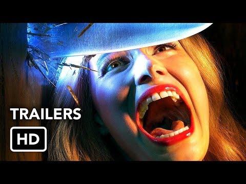 American Horror Story Season 9 - All Trailers (HD) AHS 1984
