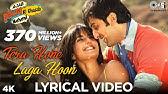 Tera Hone Laga Hoon Lyrical Video - Ajab Prem Ki Ghazab KahaniAtif AslamRanbir, Katrina Kaif