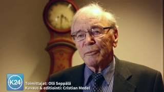 John Vikström ja elämäkerta