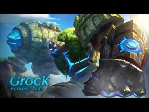 mini guide for Grock