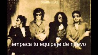 Izzy Stradlin and the Ju Ju hounds Shuffle it all (Subtitulado Español)
