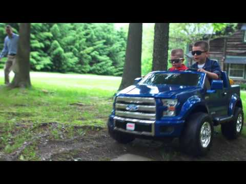 Power Wheels - Experience Ride-On Toys For Kids | Fisher-Price