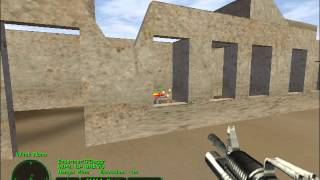 Delta Force: Task Force Dagger Game Play: Boot Camp