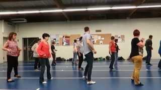 NO SUNSHINE Line Dance - Par Bruno VOIRIN pour Studio Bellifontain