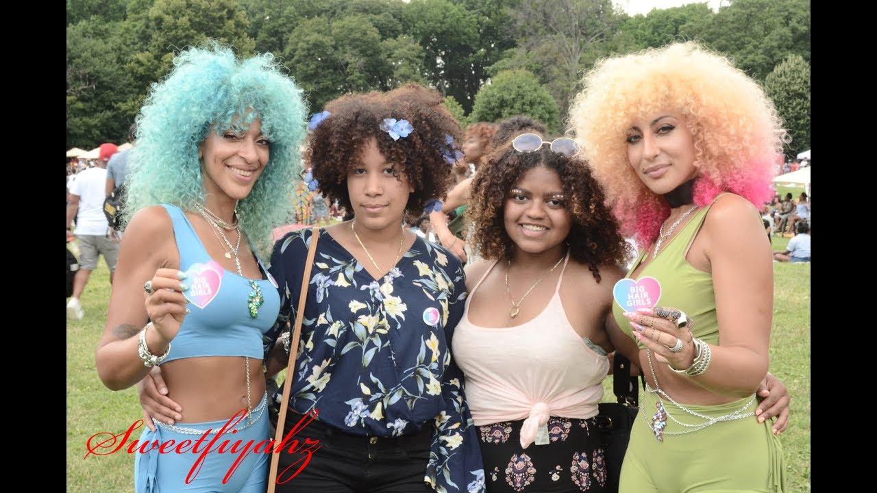 Natural Hair Park Nyc