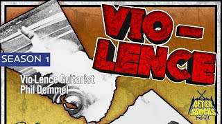 Vio-lence – California Uber Alles – Interview with Guitarist Phil Demmel