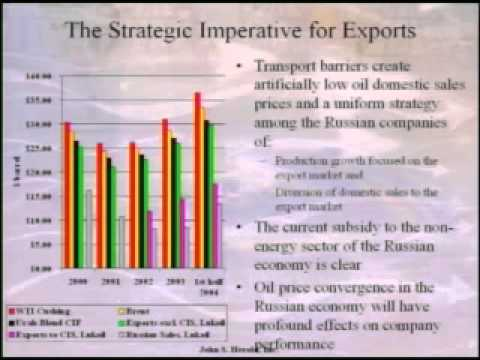 The Energy Dimension in Russian Global Strategy 1