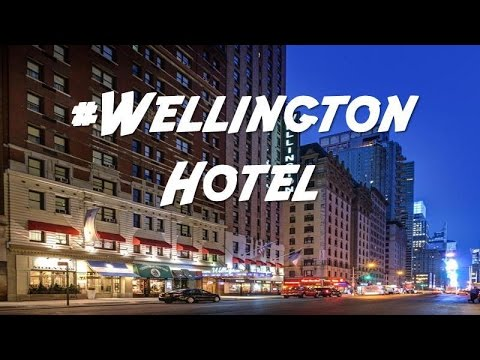 wellington hotel new york city united states of america. Black Bedroom Furniture Sets. Home Design Ideas