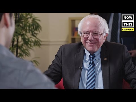 Bernie Sanders On Why His Supporters Should Vote For Clinton