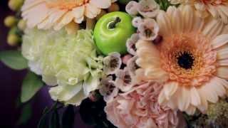 Свадьба в яблочко, свадебный клип