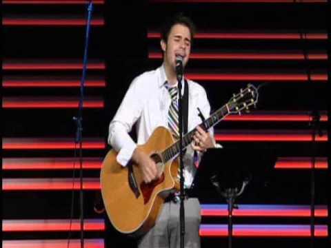 Music video Kris Allen - O Holy Night